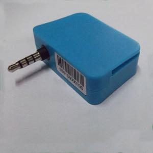 3.5mm Headphone Audio Jack Pay Tellphone Mobile Phone Card Reader for Iphone Andriod