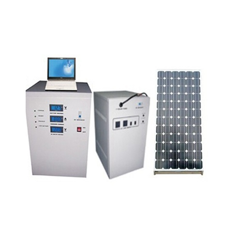 China Factory High Quality Rechargeable 1000W Solar Panel 400A Battery Solar System With Mobile Charge Charging Control