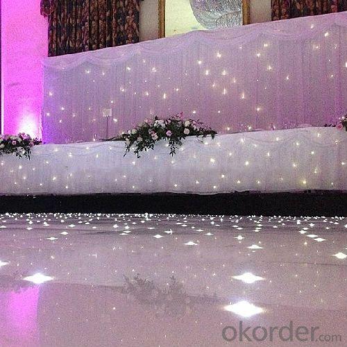 Led Star Cloth Led Star Curtain,Star Light Curtain