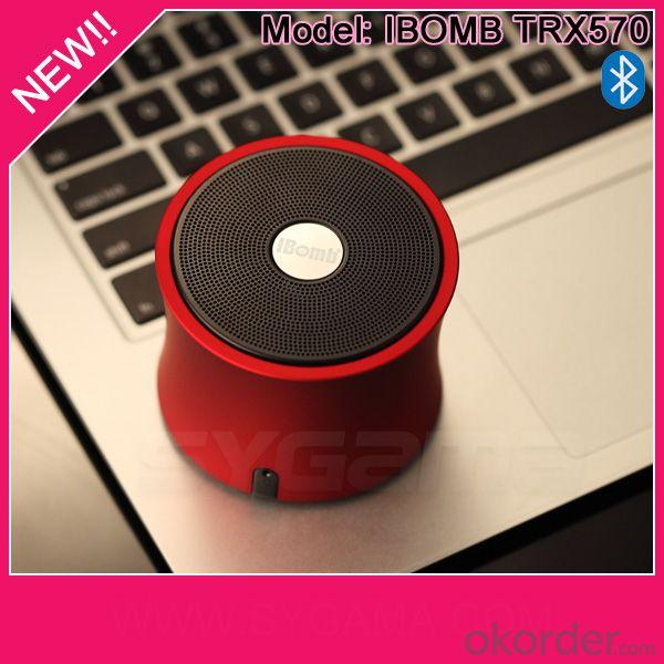 2014 New Product Speaker Powerful Super Bass Mini Portable Speaker