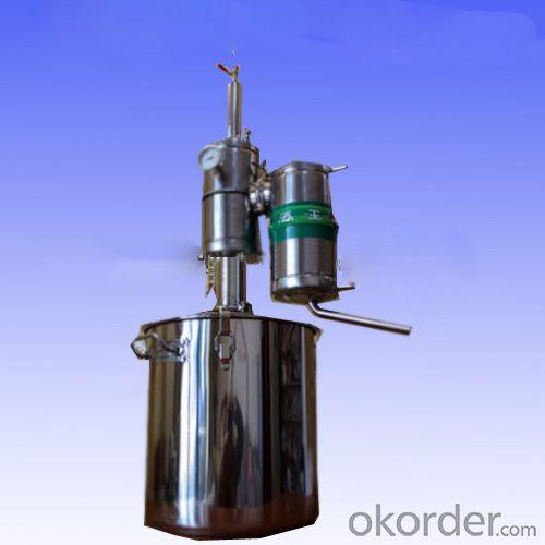 Alcohol Stainless Distiller Home Brew Kit Moonshine Still Spirits Wine Maker