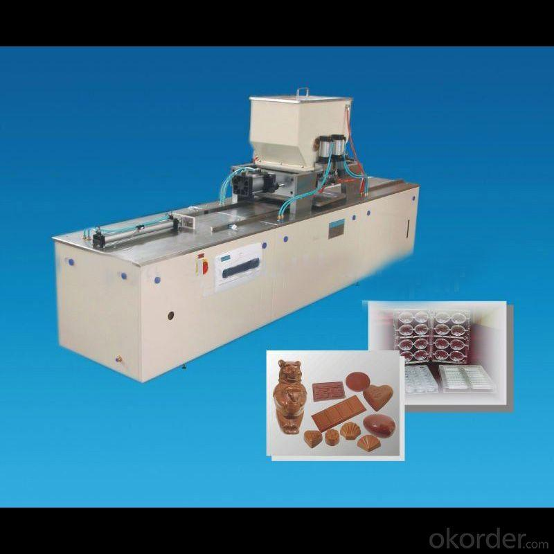 Chocolate Depositing Machine / Chocolate Equipment / Multi-Function Hot Chocolate Machine