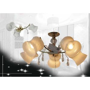 Made In China Crystal Chandelier Led Pendant Light