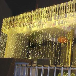 Led Curtain Lights For Wedding Decoration