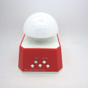 Cute Lamp Base Led Desk Lamps With Hifi Receiver