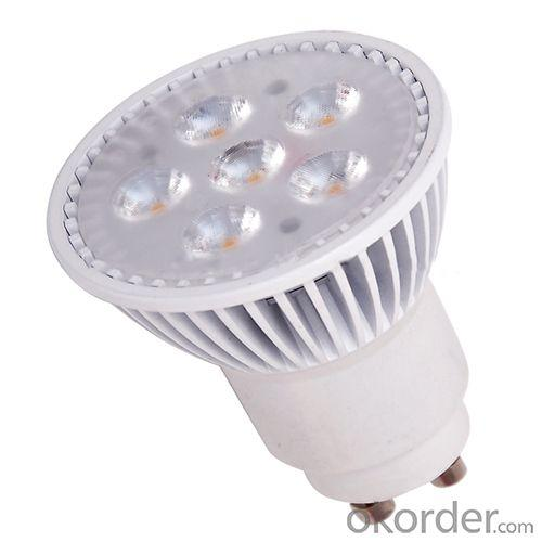 2014 New Led Gu10,Led Gu10 With 6Pcs Philips Leds Inside,Competitive Price 80% 5W 420Lm Led Gu10 In Led Spotlightings