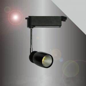 Hot Sale Black Color/ Silver Color Cob 10W Led Track Light With Ce Saa Approved