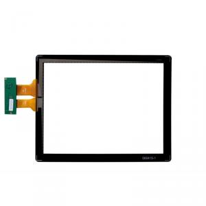 Transparent Glass Touch Screen For Iic Interface And Industrial Applications Monitor/Display