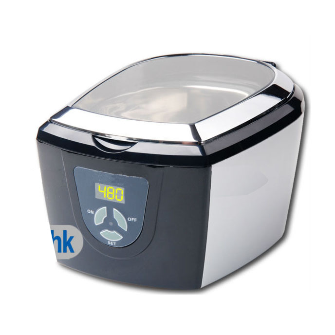 Timer Jewelry Dental Watch Dvd Vcd 5 Cycles Ultrasonic Cleaner