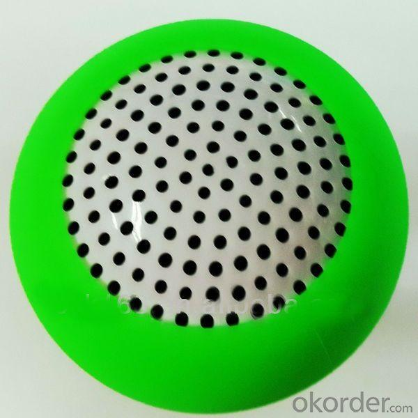 Mini Speaker,Portable Speaker With Silicone Holder For Mp3/Iphone/Ipad/Mobile Mini Speaker