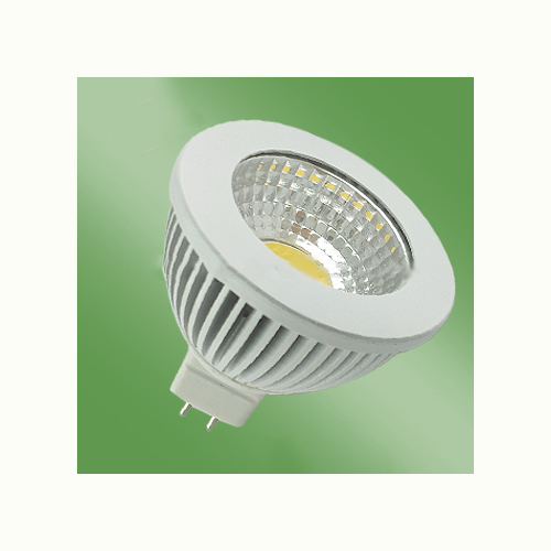 Super Bright Cob 5W Led Mr16 Dimmable