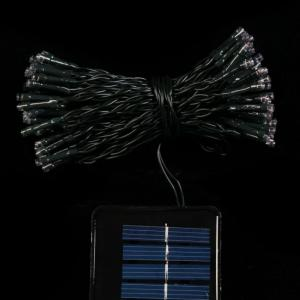 Led Solar Light Led Christmas Light 100L Led Solar String Light