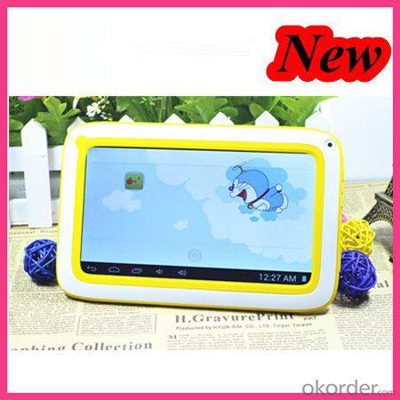 7 Inch Android 4.0 512Mb 8Gb Wifif Camera Education Kids Tablet Pc Children Tablets
