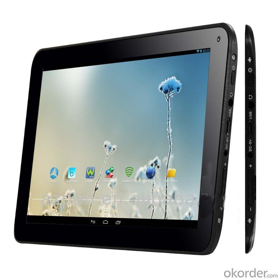 Dual Core 7 Inch Tablet Pc Android 4.5 Multi Touch Tablet With Bluetooth Hdmi