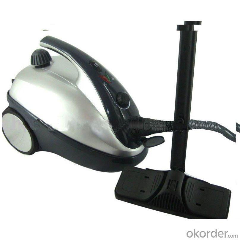 Hot Selling Big Canister Steam Cleaner With 2.0L Boiler And 1800W Power-High Grade