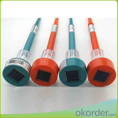 Cheap Plastic Solar Garden Lighting Manufacturer By Professional Manufacturer
