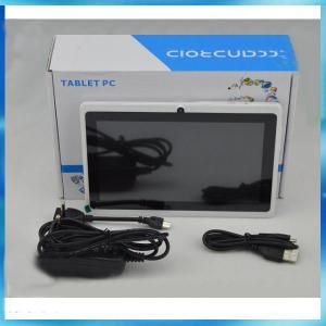 Super Thin Capacitive 7 Inch Q88 Android Cheap Tablet Pc