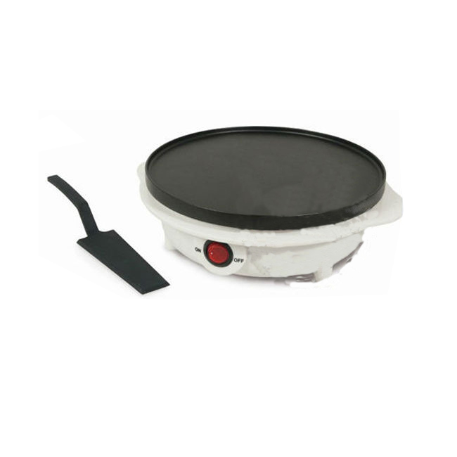 Crepes Maker with Spatula and Wooden Crepe Spreader