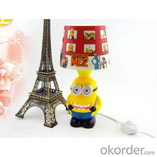 2014 Hot Selling Decorative Table Lamps Battery Operated