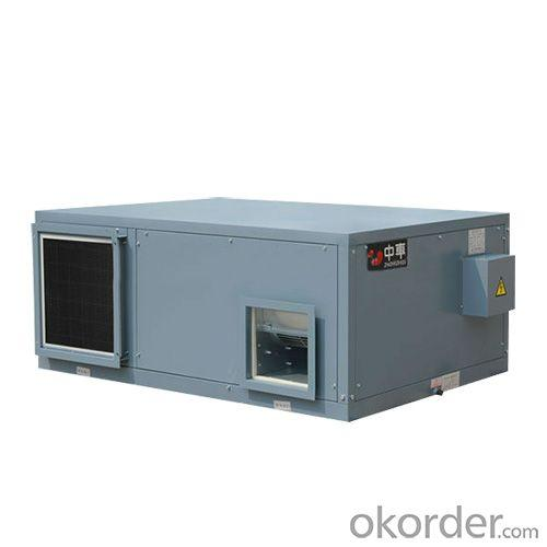 Ventilator Unit with Outlet and Inlet Heat Recovery