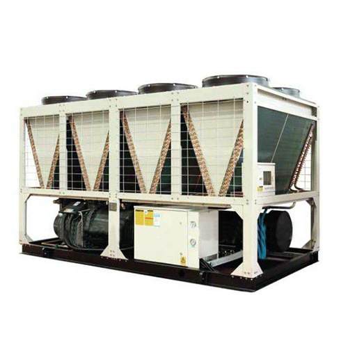 Midea Compressor Water Chiller with  Air Cooled Screw