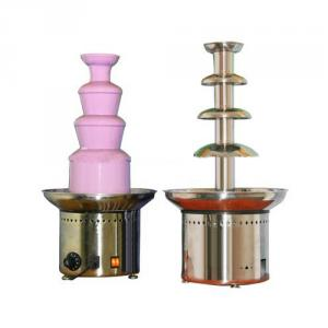 Commercial Ce Certified Chocolate Fountains
