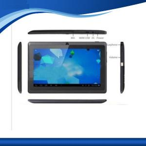 Allwinner A13 Dual Camera Android Tablet Q88 High Quality