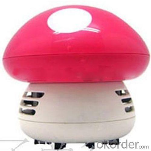 Creative Mini Cleaner Mushroom Shape Mini Vacuum Cleaner