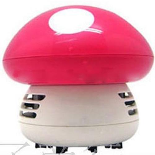 Creative Mini Cleaner Mushroom Shape Mini Vacuum Cleaner