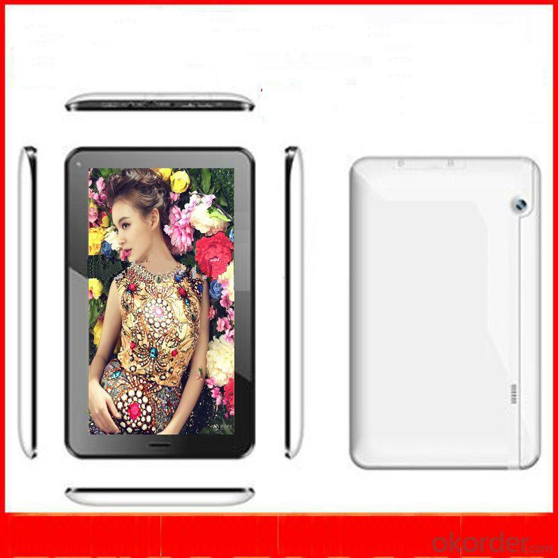 7 Inch A13 3G Calling Capacitive Screen Android 4.0 Tablet Pc 3G Sim Card Slot