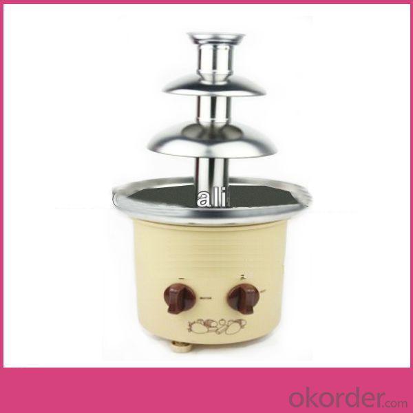 Chocolate Fountain/170W Electric Chocolate