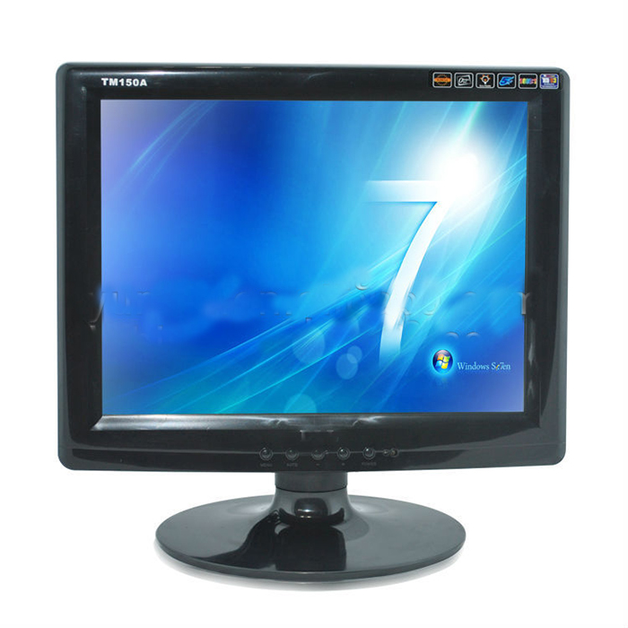 15&Quot; Touch Screen Monitor/Lcd Monitor/Touch Screen Computer Monitor