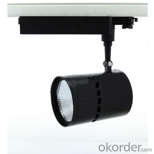 Non-Dimmable 30W Led Project Tracking Rail Spot