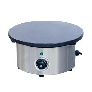 Commercial Crepe Maker with Non-stick Heating Plate
