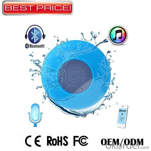 New Products Bluetooth Mini Waterproof Wireless Speaker Hand-Free Phone