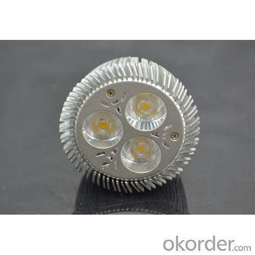 Latest Competitive Painted White 5W Led Spotlight