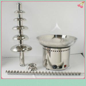 Promotion Price Dy Series Cheap Large Chocolate Fountain
