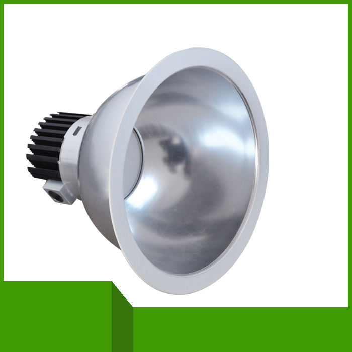 2014 UL Energy Star 8inch 40w Cob Led Downlight With 5 Years Warranty