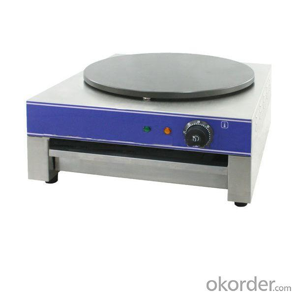 Electric Crepe Maker Stainless Steeel Body