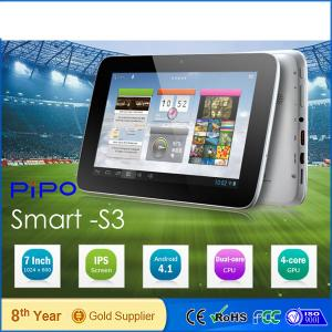 Pipo S3 Pro 7&Quot; Ips Quad Core Bulk Wholesale Android Tablets