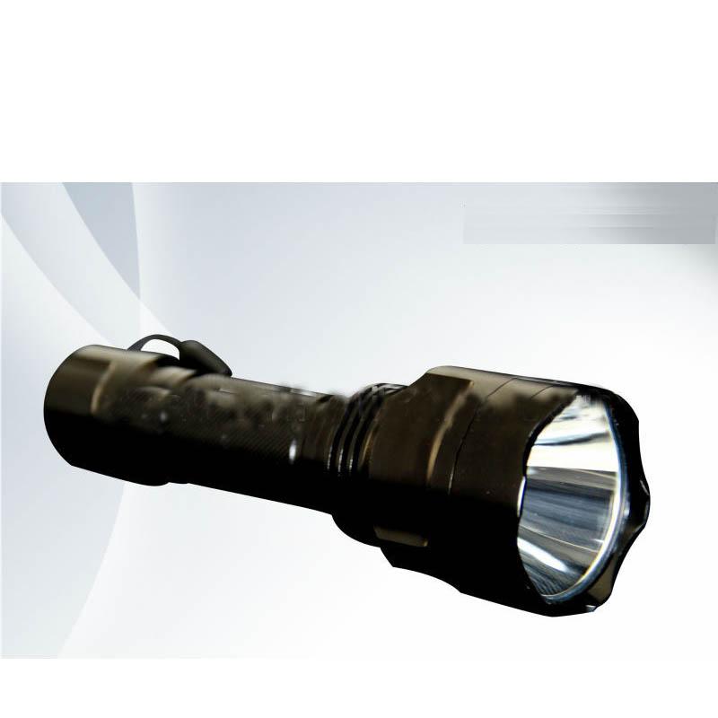 high power 365nm 3Watt rechargeable UV LED flashlight