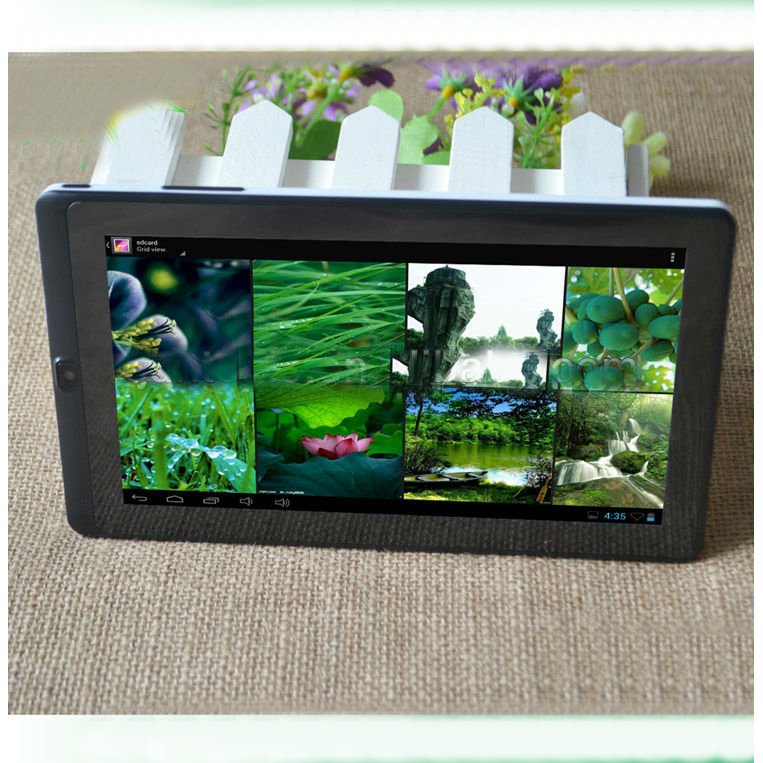 7 Inch Dual Core Android Tablet Rk3026 With Most Reasonable Factory Price