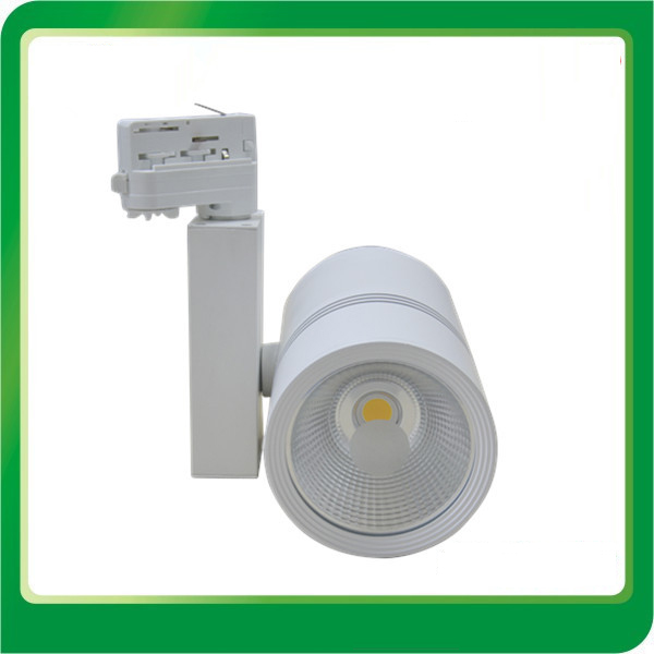 High Quality Sharp 30W Dimmable Led Track Light,Led Track Lamp,Sharp Cob Led Track Light