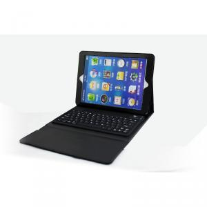 2014 Cheapest Price Wireless Bluetooth Keyboard For Ipad Air With PU Leather Case Ipad Air/ Ipad5 !!