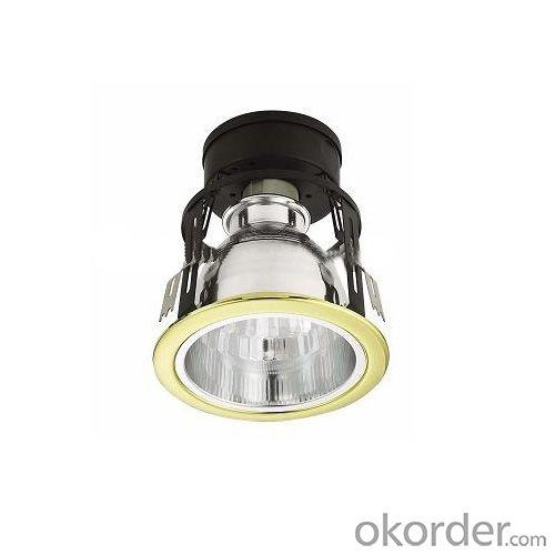 Vertical Down Light With Three Brackets And A Wire Box(CE,ROHS Approved)