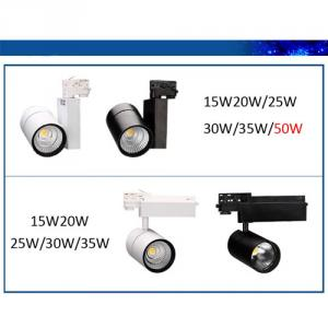 70W Citizen Cob Commercial Led Track Lighting