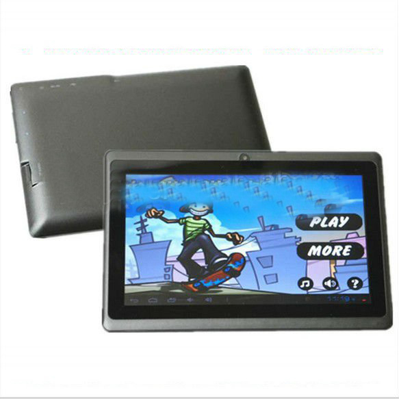 7 Inch China Cheap Tablets With Android 4.0 Camera Us$28