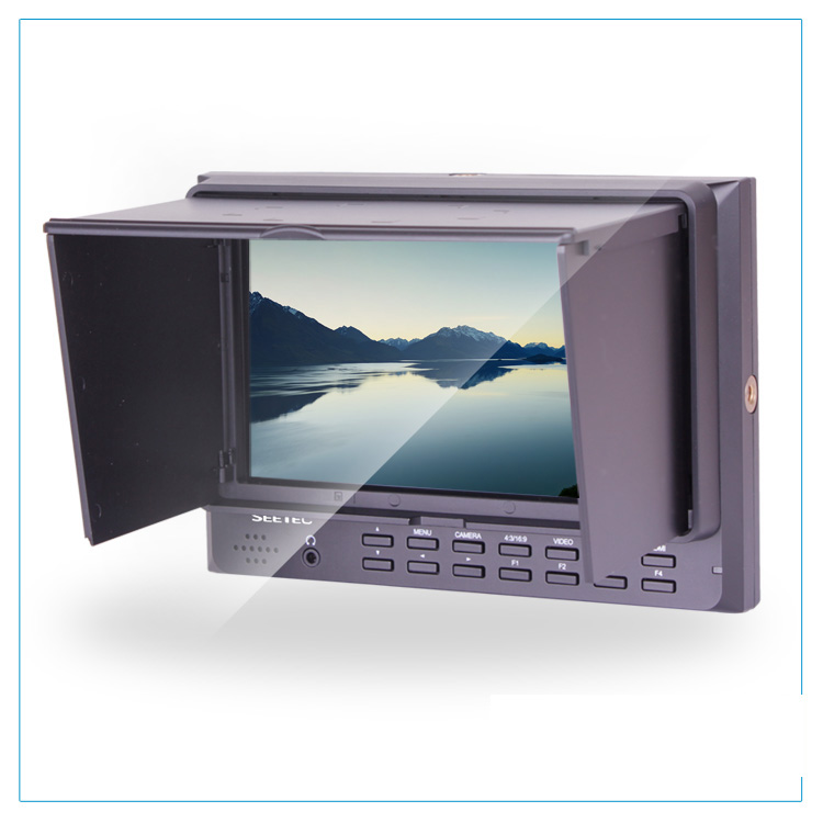 Seetec 7 Inch Hd Gh2 Gh3 Portable Field LCD Monitor With Plastic Sun Cover