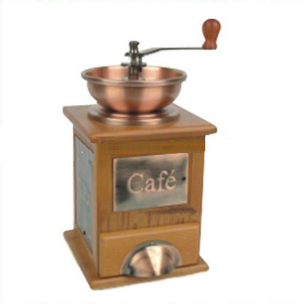 Wooden Hand Manual Coffee Mill Grinder