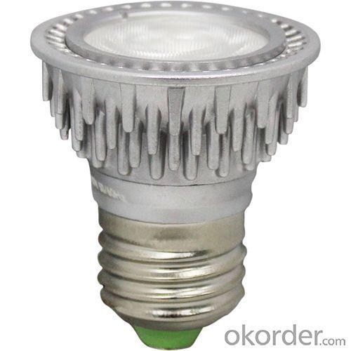 Excellent Quality Warm White E27 5W Led Spot Lighting